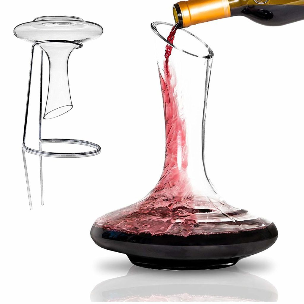 Decanters and Carafe