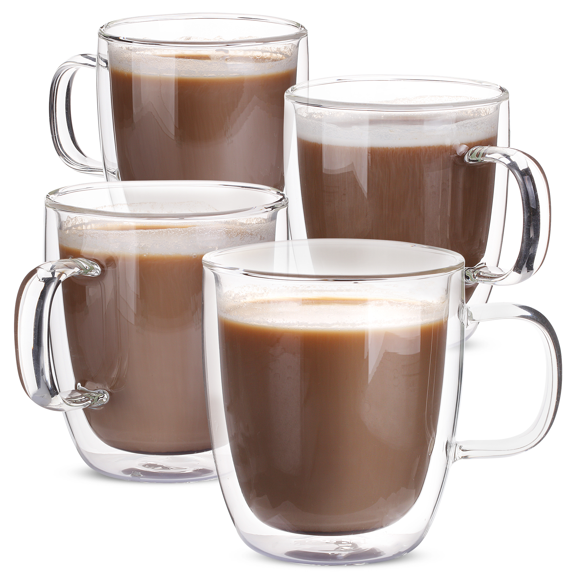 Btat Insulated Coffee Mugs 12oz 350ml Btat